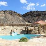 Pool in Qasr El- Bawiti Hotel