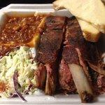 Best Bar B Q in Fort Worth!