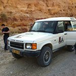 Negev Jeep