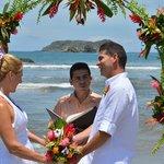 Wedding they coordinated