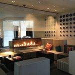 Awesome lounge area