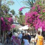Street in Antiparos