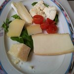 Mix de queijos