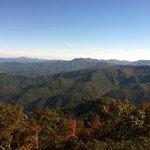 georgeous views.   clean air