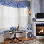 The Blue Room at the Cliffside Inn