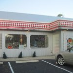 Route 62 Diner Exterior