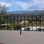 vistas terraza habitación