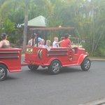 fire engine rides