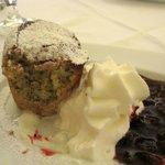 Mohn Kuchen (Poppy Seed Cake)