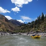 Beatiful day for Rafting !!!