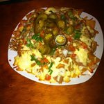 Jerk Chicken Nachos