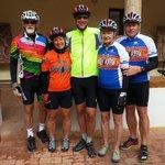 Cicloposse Team Saskatchewan