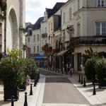 Amboise Main Street