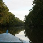 On the Bangkatan Boat