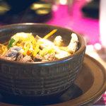 Noodle soup!
