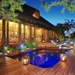 Bayethe Lodge at Shamwari Game Reserve