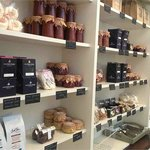 Our local and hand-crafted pantry