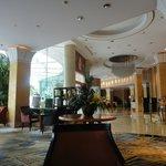 Lobby - Salones de la recepción