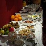 Breakfast at clanree