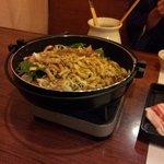 dinner hotpot