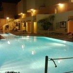 Smaller pool