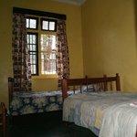 Kifaru Room
