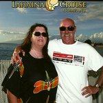 sunset cruise on maui princess..