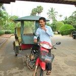 Mr Sophai - No. 6 Tuktuk