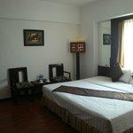 De Luxe bedroom