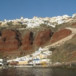 Fantastic view of Oia