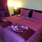Chambre à coucher rénovée