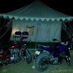Our Tent No : 209