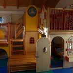Kinder Indoor Bereich