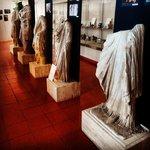 Antiquarium Turritano - Statue onorarie acefale