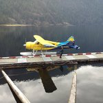 Air Nootka float plane