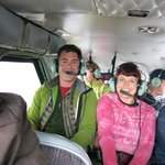 Flying with Air Nootka