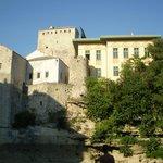 Tipico abitazione di Mostar