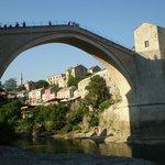 Vecchio ponte di Mostar