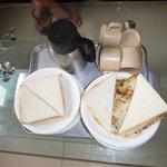 Śniadanie dla 4 osób