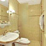 Badeværelser på Standard værelse