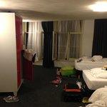 Girl's Dorm on level three million (many steps!)