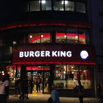 Foto de Burger King Leicester Square