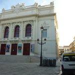 teatro e via hotel
