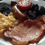 Best Welsh Breakfast!