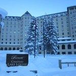 Fairmont Hotel - Front View