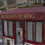 Mandarin de Ming