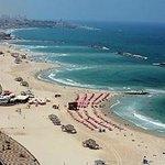 Tel Aviv beaches 5 min walk