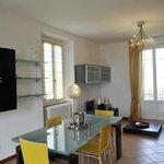 Soggiorno - Appartamento villa 800