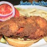 Southern Fried Chicken Sammich