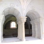 Fontevraud cloisters